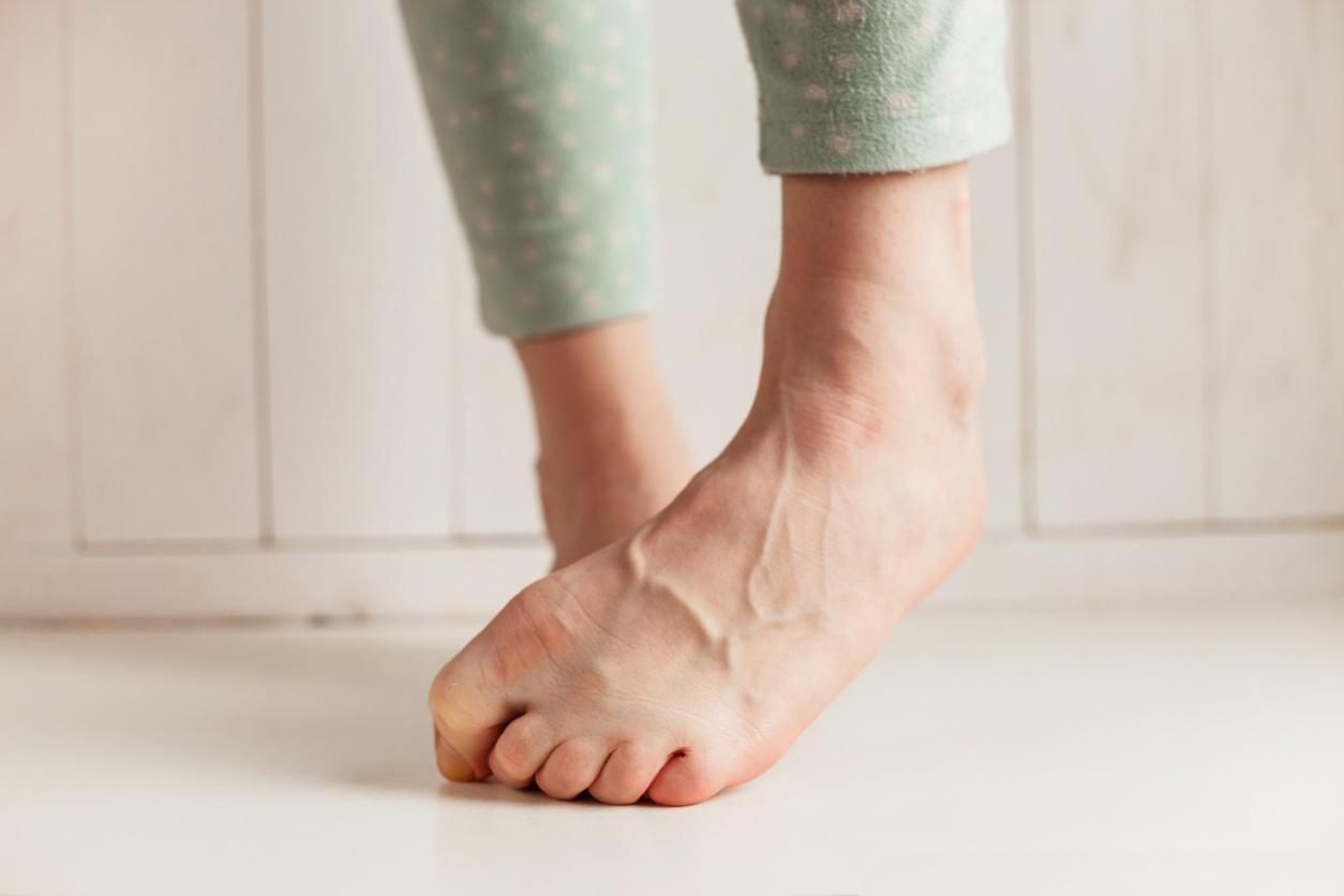 Toe Pain And Discolored toenails